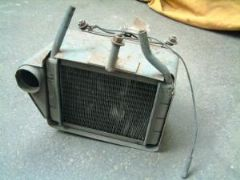 New Genuine Heater Box with Matrix Ford 100E